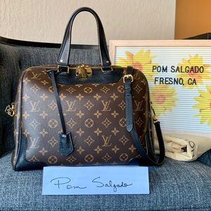 Authentic Louis Vuitton Retiro NM Noir